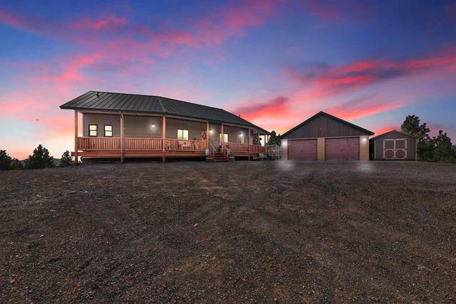 629 Timber Ridge Road, Helena, MT 59602 (MLS #22015369) :: Andy O Realty Group