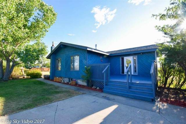 3160 Dusty Maiden Drive, Helena, MT 59601 (MLS #22015373) :: Andy O Realty Group
