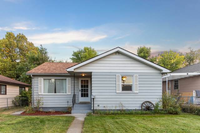 1115 Billings Avenue, Helena, MT 59601 (MLS #22015385) :: Andy O Realty Group