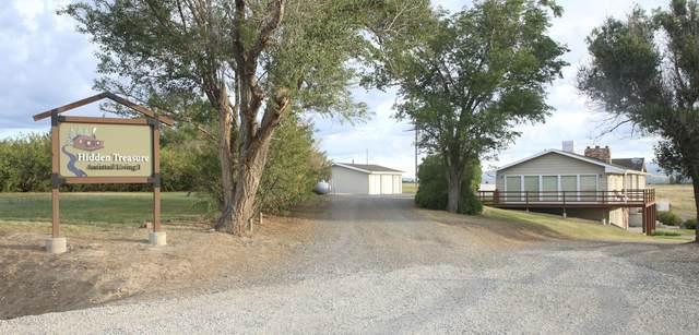 2320 Spokane Creek Road, East Helena, MT 59635 (MLS #22015418) :: Andy O Realty Group