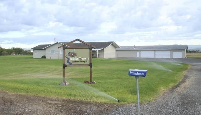5750 Spokane Ranch Road, East Helena, MT 59635 (MLS #22015419) :: Andy O Realty Group
