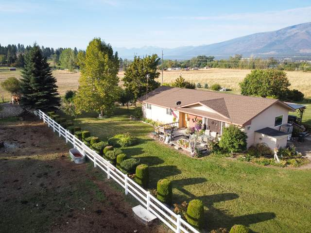 787 Grantsdale Road, Hamilton, MT 59840 (MLS #22015434) :: Whitefish Escapes Realty