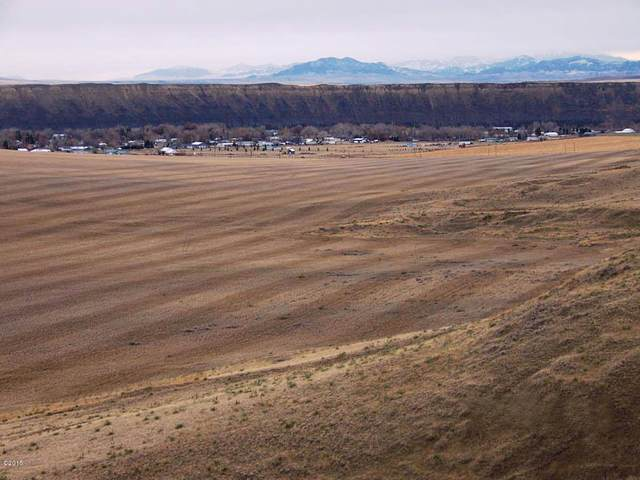 Parcel A Hwy 87, Fort Benton, MT 59442 (MLS #22015495) :: Montana Life Real Estate