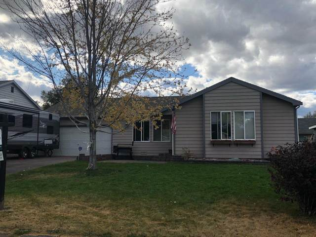 1583 Condor Drive, Kalispell, MT 59901 (MLS #22015533) :: Whitefish Escapes Realty