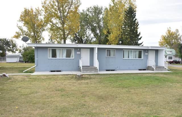 604 1st Street NE, Choteau, MT 59422 (MLS #22015630) :: Performance Real Estate