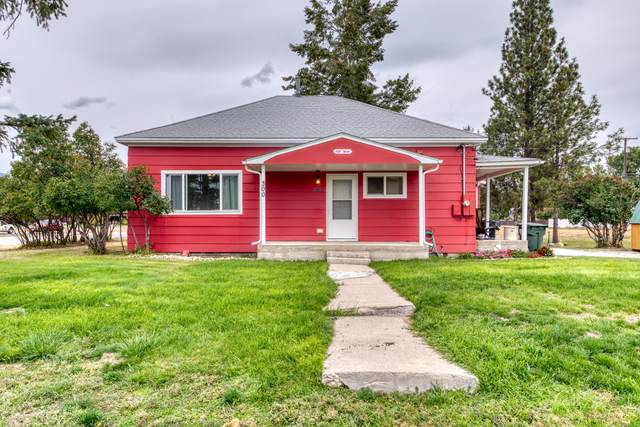 300 N 8th Street, Hamilton, MT 59840 (MLS #22015635) :: Whitefish Escapes Realty