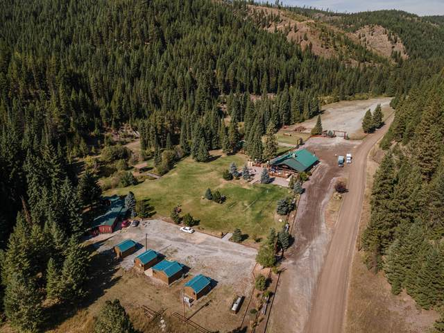 7000 Graves Creek Road, Lolo, MT 59847 (MLS #22015742) :: Performance Real Estate