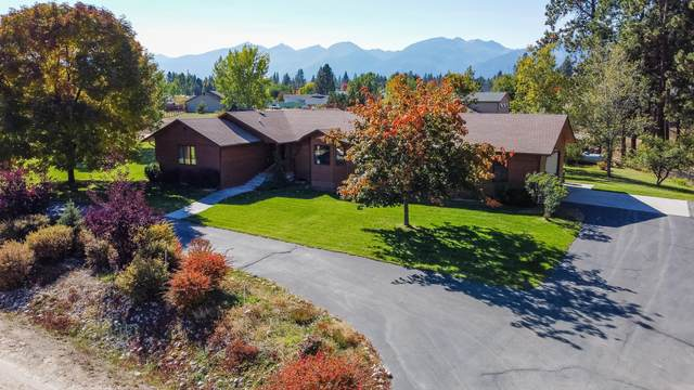 181 Silverbow Drive, Victor, MT 59875 (MLS #22015883) :: Whitefish Escapes Realty