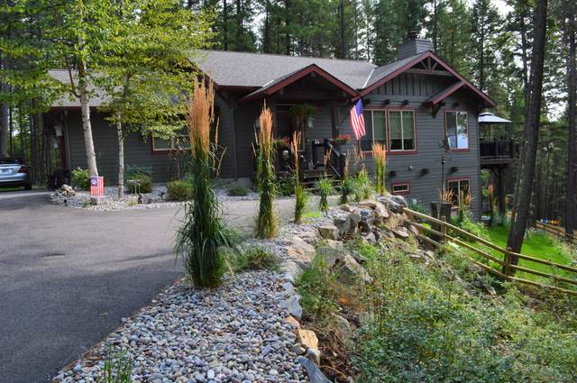 2051 Ridgecrest Drive, Whitefish, MT 59937 (MLS #22015907) :: Whitefish Escapes Realty