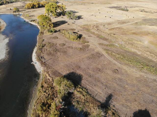 Tbd Missouri River Frontage, Townsend, MT 59644 (MLS #22016043) :: Montana Life Real Estate