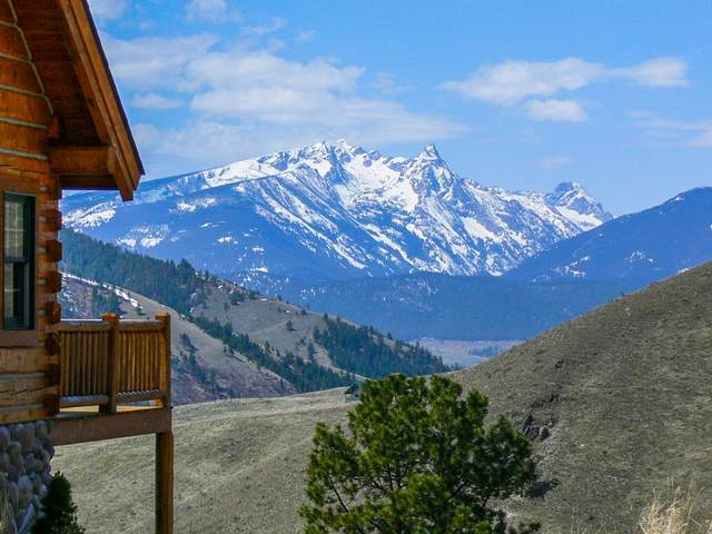 119 Less Traveled Road, Darby, MT 59829 (MLS #22016073) :: Montana Life Real Estate