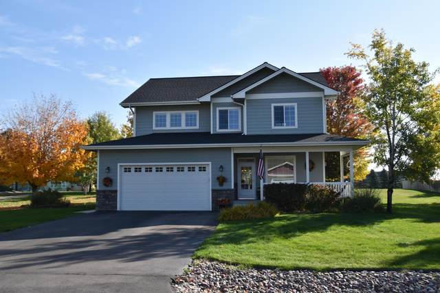 1115 Rocky Meadows Trail, Kalispell, MT 59901 (MLS #22016336) :: Performance Real Estate