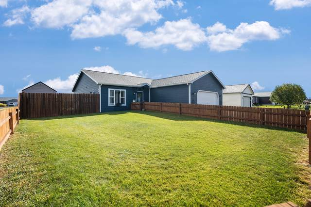 1183 Klondyke Loop, Somers, MT 59932 (MLS #22016528) :: Whitefish Escapes Realty