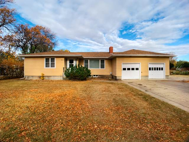 802 Main Street, Fort Benton, MT 59442 (MLS #22016535) :: Dahlquist Realtors