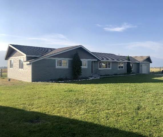 851 Pine Hollow Road, Stevensville, MT 59870 (MLS #22016606) :: Whitefish Escapes Realty