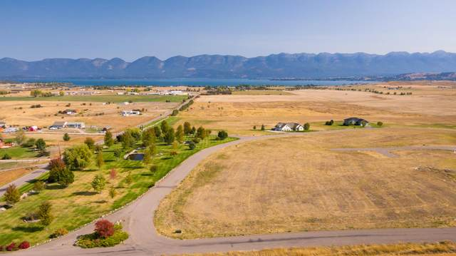 Lot 19 Stone Wall Drive, Polson, MT 59860 (MLS #22016613) :: Andy O Realty Group