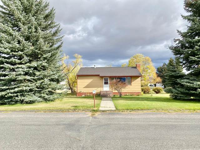 821 Carter Street, Deer Lodge, MT 59722 (MLS #22016631) :: Montana Life Real Estate