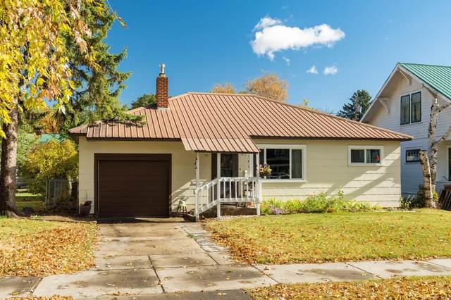 811 3rd Avenue W, Kalispell, MT 59901 (MLS #22016653) :: Montana Life Real Estate