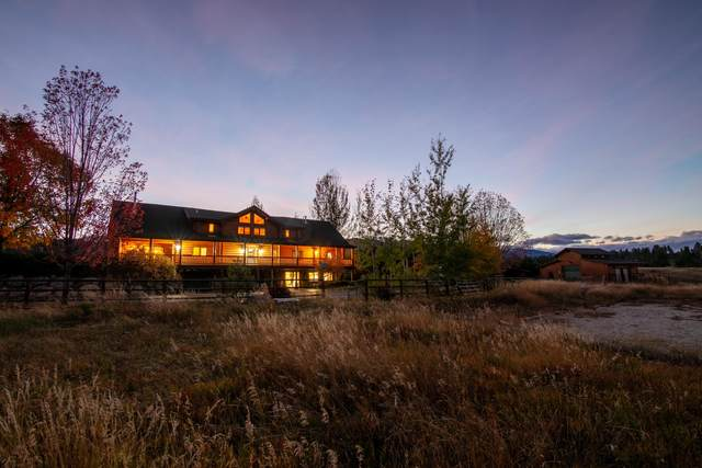 195 Orr Loop Road, Darby, MT 59829 (MLS #22016750) :: Montana Life Real Estate