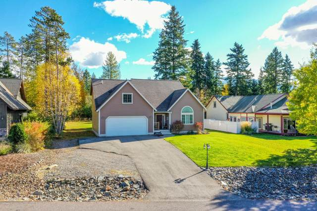 1018 St Andrews Drive, Columbia Falls, MT 59912 (MLS #22016818) :: Whitefish Escapes Realty