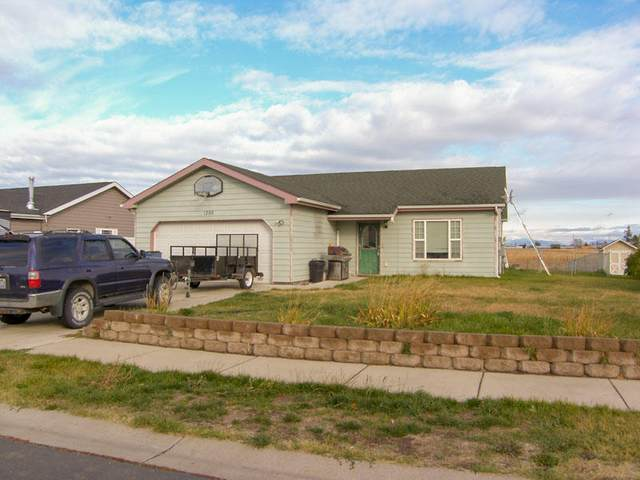 1288 Klondyke Loop, Somers, MT 59932 (MLS #22016835) :: Whitefish Escapes Realty