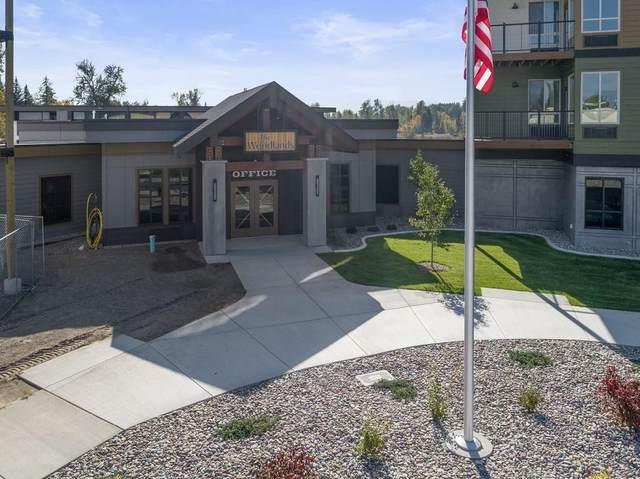 100 Woodlands Way, Kalispell, MT 59901 (MLS #22016874) :: Montana Life Real Estate