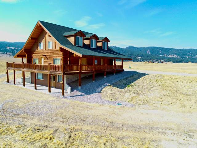 3036 Seven Springs Road, Butte, MT 59750 (MLS #22016909) :: Whitefish Escapes Realty