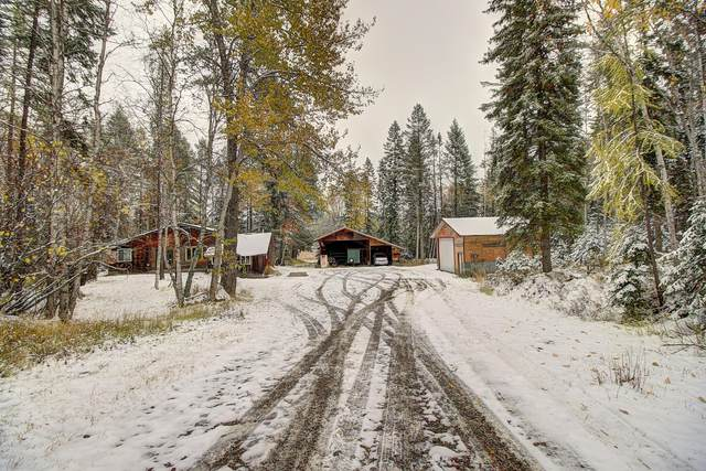 2525 Witty Lane, Columbia Falls, MT 59912 (MLS #22016920) :: Whitefish Escapes Realty