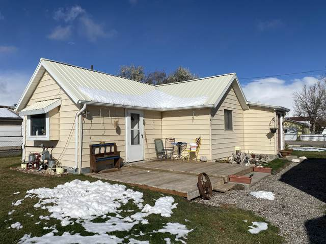 267 Beech Street, Augusta, MT 59410 (MLS #22016971) :: Whitefish Escapes Realty