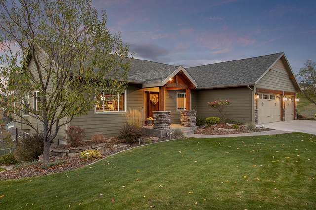 4887 Scott Allen Drive, Missoula, MT 59803 (MLS #22016998) :: Montana Life Real Estate