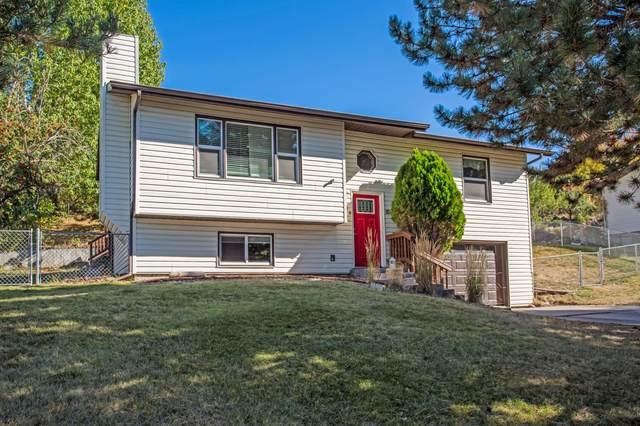 6104 Skyview Drive, Missoula, MT 59803 (MLS #22017015) :: Montana Life Real Estate