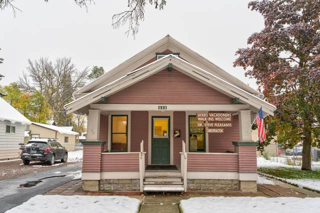 533 Spokane Avenue, Whitefish, MT 59937 (MLS #22017016) :: Andy O Realty Group