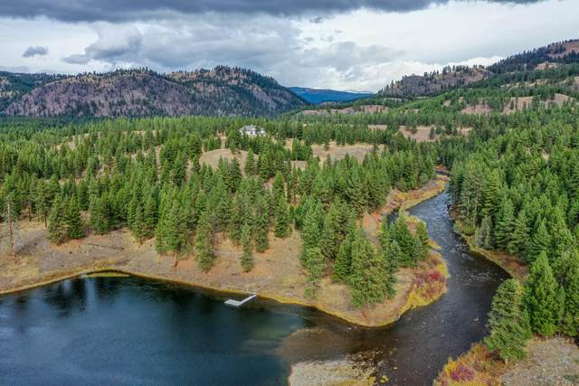 Nhn Elbow Lake Road, Seeley Lake, MT 59868 (MLS #22017033) :: Whitefish Escapes Realty