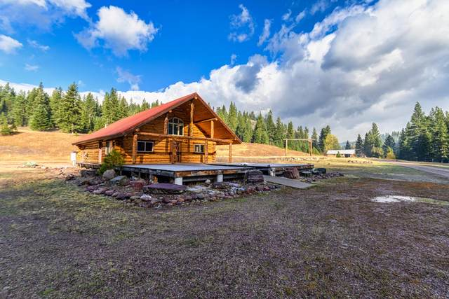 4237 Mcnamara Lane, Bonner, MT 59823 (MLS #22017056) :: Peak Property Advisors