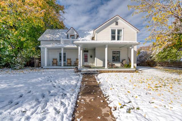 721 N 5th Street, Hamilton, MT 59840 (MLS #22017063) :: Whitefish Escapes Realty
