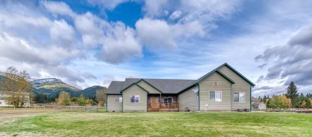 187 Grey Eagle Road, Stevensville, MT 59870 (MLS #22017081) :: Whitefish Escapes Realty