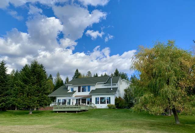 186 E Blanchard Lake Road, Whitefish, MT 59937 (MLS #22017082) :: Whitefish Escapes Realty