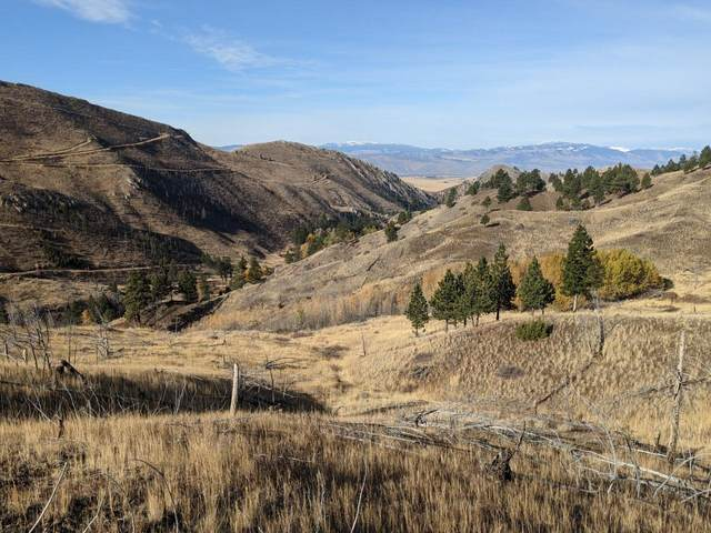 Nhn Dry Creek Road, Townsend, MT 59644 (MLS #22017110) :: Montana Life Real Estate