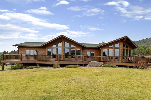 499 N Browns Gulch Road, Butte, MT 59701 (MLS #22017112) :: Montana Life Real Estate