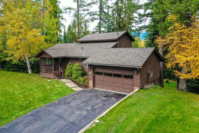 1 Green Place, Whitefish, MT 59937 (MLS #22017191) :: Montana Life Real Estate