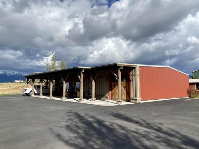 116 Basin View Road, Bigfork, MT 59911 (MLS #22017224) :: Dahlquist Realtors
