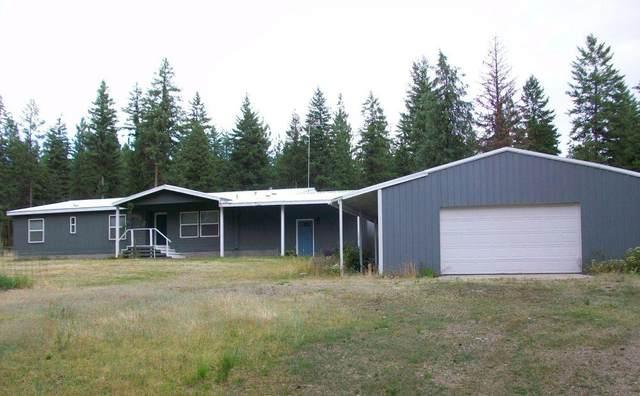 66 Cedar Creek Road, Plains, MT 59859 (MLS #22017275) :: Montana Life Real Estate