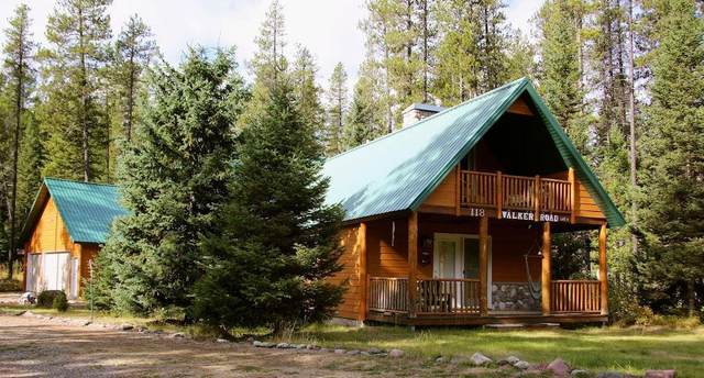 118 Walker Road, Essex, MT 59916 (MLS #22017306) :: Montana Life Real Estate