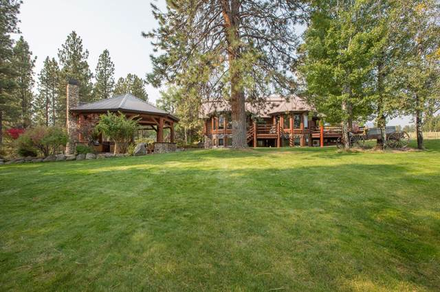 4 Painthorse Trail, Darby, MT 59829 (MLS #22017331) :: Montana Life Real Estate