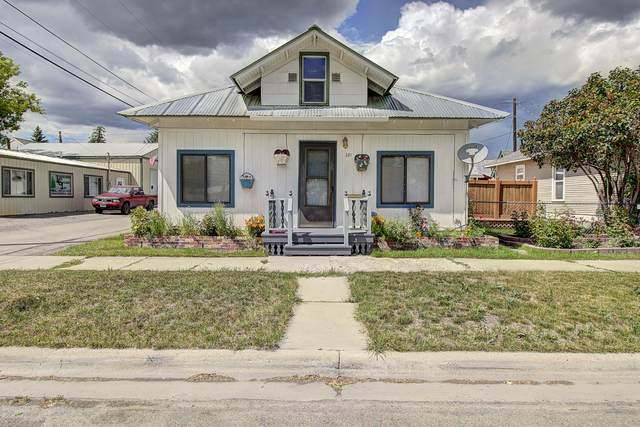 321 1st Street W, Kalispell, MT 59901 (MLS #22017335) :: Andy O Realty Group