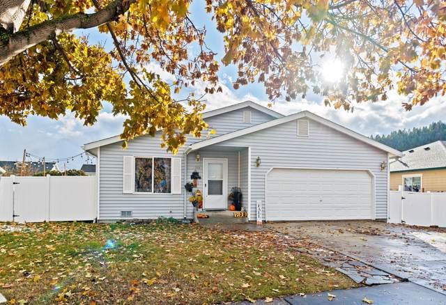 310 Bismark Street, Kalispell, MT 59901 (MLS #22017403) :: Montana Life Real Estate