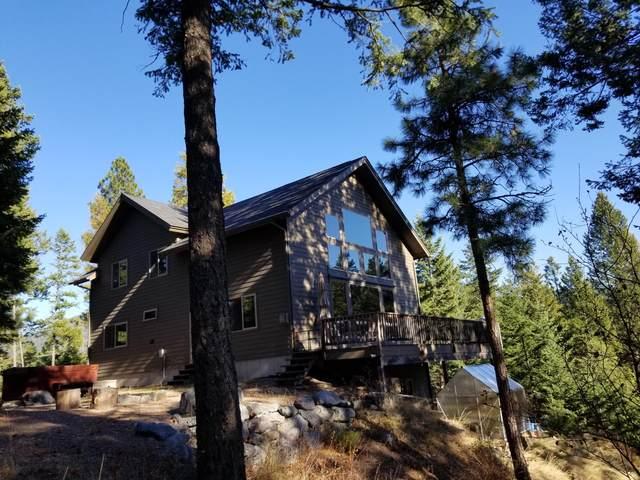 14583 Sylvan Drive, Bigfork, MT 59911 (MLS #22017449) :: Montana Life Real Estate