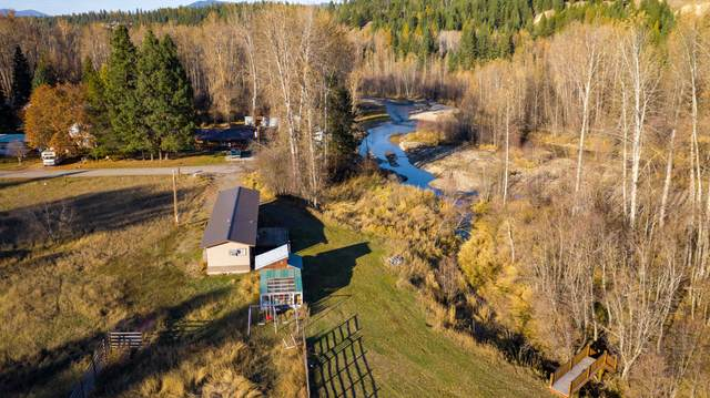 467 Wards Road, Libby, MT 59923 (MLS #22017518) :: Montana Life Real Estate