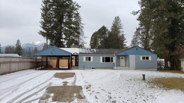 540 Farm To Market Road, Libby, MT 59923 (MLS #22017552) :: Montana Life Real Estate