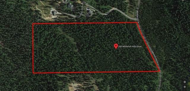 200 Whitefish Hills Drive, Whitefish, MT 59937 (MLS #22017671) :: Montana Life Real Estate
